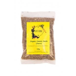 Earth Baby Organic Cumin Seeds (Jeera)