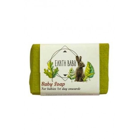 Earth Baby Organic Baby Soap