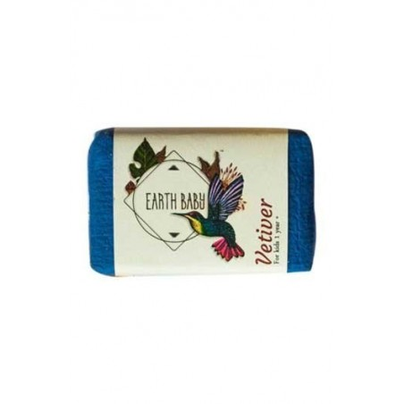 Earth Baby Organic Vetiver Soap