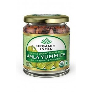 Organic India Amla Yummies 100 Gm