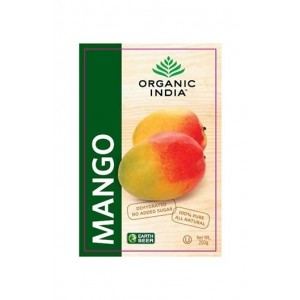 Organic India Dehydrated Mango Slices 200 Gm