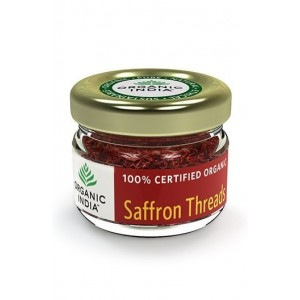Organic India Saffron 2 Gm