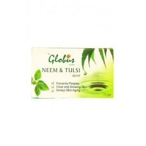 Globus Neem and Tulsi Soap