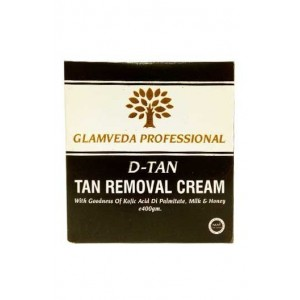 Glamveda D Tan Tan removal Cream