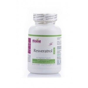 Zenith Nutrition Resveratrol 60Mg- Powerful Antioxidant
