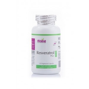 Zenith Nutrition Resveratrol Plus- 100 Mg - Powerful Antioxidant
