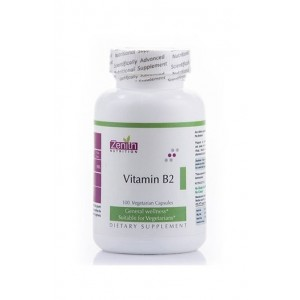 Zenith Nutrition- Vitamin B2 - For General Wellness
