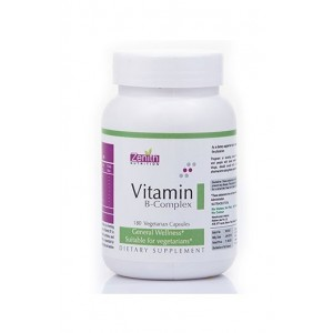 Zenith Nutrition Vitamin B-Complex- For General Wellness