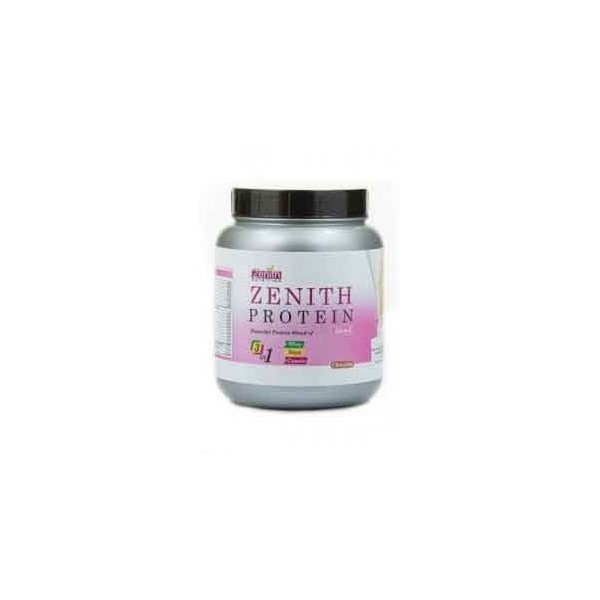 Zenith Nutrition- Zenith Protein Blend - 500 Gms- Protein Blend Of Whey, Soy And Casein