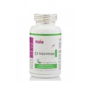 Zenith Nutrition D-Mannose Capsules- 1000Mg- Cleanses The Urinary Tract