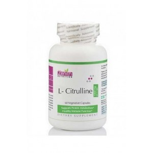 Zenith Nutrition L-Citrulline- 1000Mg- Supports Sports Performance & Good Health