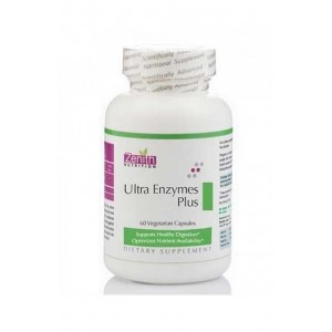 Zenith Nutrition Ultra Enzymes Plus Veg Capsules