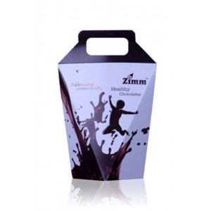 Zimm- Healthy Chocolates For Kids