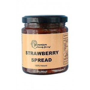 Konkan Kitchen Natural Strawberry Spread