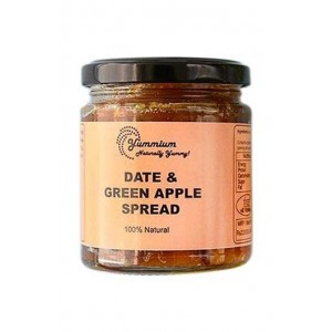 Konkan Kitchen Natural Date and Green Apple Spread