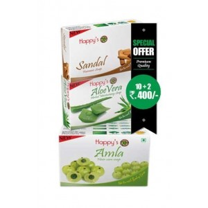 Happy Herbal Care Amala Soap 75Gm