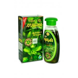 Happy Herbal Care Ayushma Herbal Hair Oil