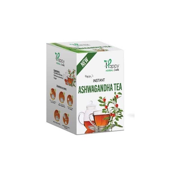 Happy Herbal Care Instant Aswagandha Tea