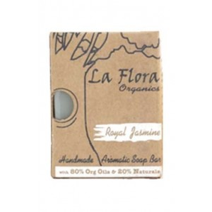 La Flora Royal Jasmine Aromatic Handmade Soap