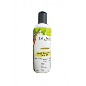 La Flora Aromatherapy Anti Dandruff Hair Oil
