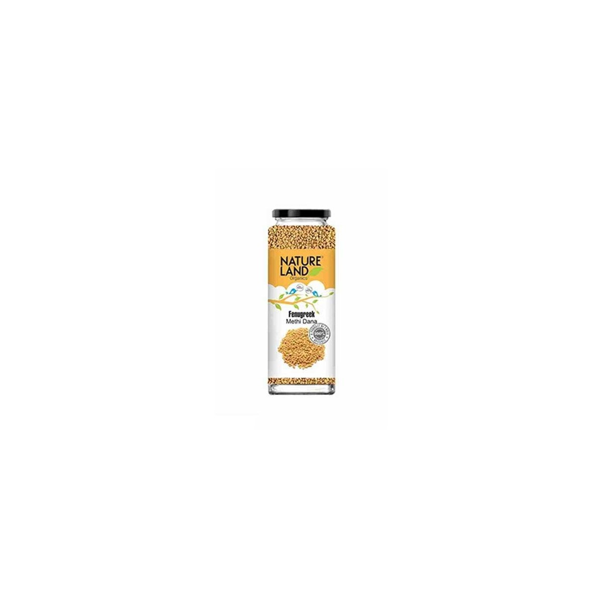 Natureland Organics Fenugreek 150 Gm