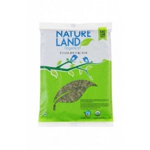 Natureland Organics Kasuri Methi 50 Gm (Pack Of 5)