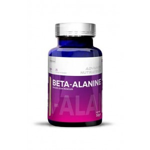 Advance Nutratech Beta-Alanine Pre-Workout 50 Gm Unflavoured For Beginners