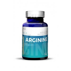 Advance Nutratech Arginine Aminos Pre-Workout 100Gm Unflavoured Raw Powder For Beginners