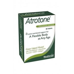Healthaid Atrotone Prolonged Release 60 Tablets