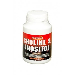 Healthaid Choline & Inositol 60 Tablets