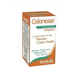 Healthaid Colonease 30 Capsules