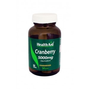Healthaid Cranberry 5000Mg (Equivalent) 60 Tablet