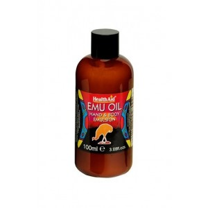 Healthaid Emu Oil (Hand & Body Lotion) 100Ml