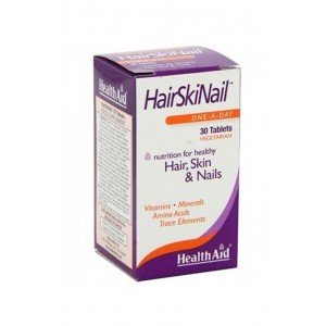 Healthaid Hair Skinail 30 Tablets