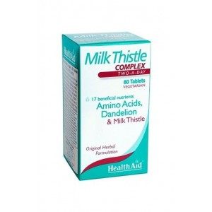 Healthaid Milk Thistle Complex 60 Tablets