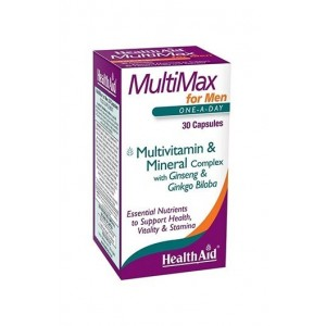 Healthaid Multimax For Men 30 Capsules