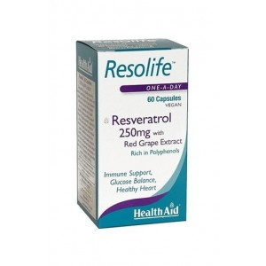 Healthaid Resolife 60 Capsules