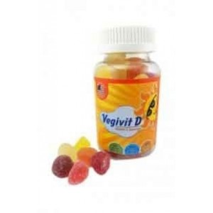 Healthaid Radicura Vegivit - Junior (Multi Vitamins) 30 Gummies