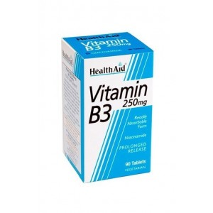 Healthaid Vitamin B3 250Mg