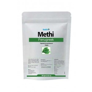 Healthvit Fenugreek/ Methi...