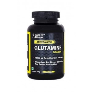 Healthvit Glutamine Powder...