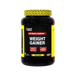 Healthvit Weight Gainer, Chocolate Flavour 1.5Kg