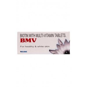 Westcoast Bmv Biotin Multivitamin Tablets