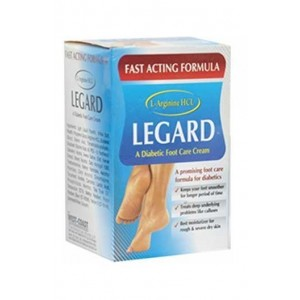 Westcoast Legard Cream Diabetic Foot Care Cream