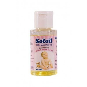 Westcoast Sofoil Baby Massage Oil 60Ml