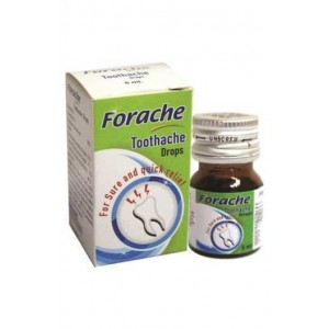 Westcoast Forache Toothache Drops