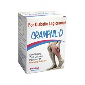 Westcoast Crampnil - D For Diavetic Lag Cramps