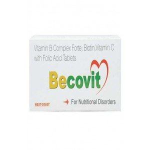 Westcoast Becovit Tablets