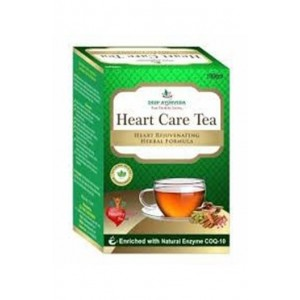 Deep Ayurveda Heart Care Tea