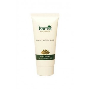 Barva Skin Therapie Shaving Cream (Sls Free) With Aloe Vera & Turmeric 50 Ml